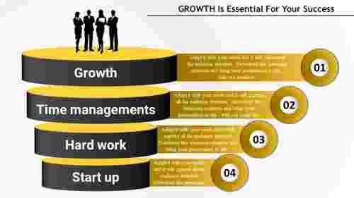 BusinessGrowthStrategiesPPT-SuccessChart