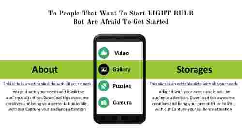 mobile app powerpoint presentation