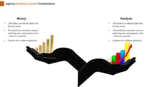 businessgrowthstrategiesPPT-HandModelAnalysis