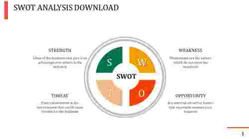 download swot analysis for business