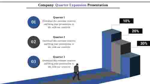 annualreportpresentationpowerpoint-Stairsmodel