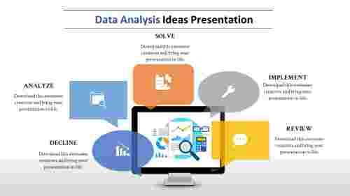 TechnologydataanalysisPowerpointTemplates