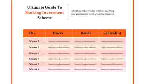 Uses of investment banking presentation template