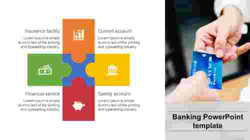 Puzzle%20model%20banking%20PowerPoint%20Templates