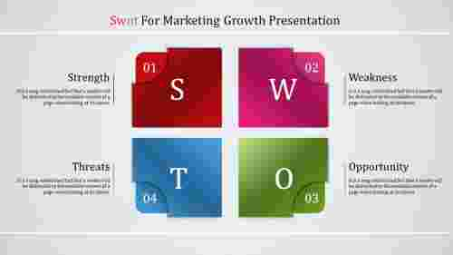 Swot Analysis Powerpoint Slide Look Amazing