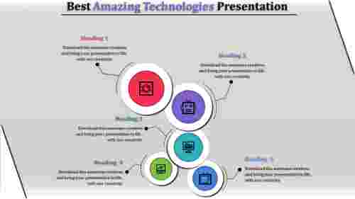 Techniques in presentation on technology PPT