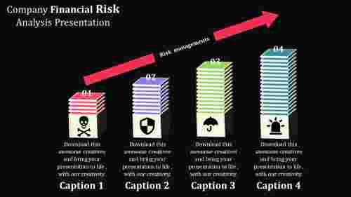 risk management ppt-company financial risks analysis