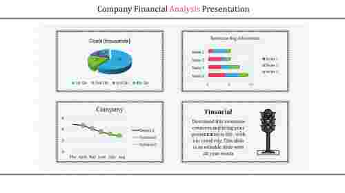 charts model analysis PPT templates