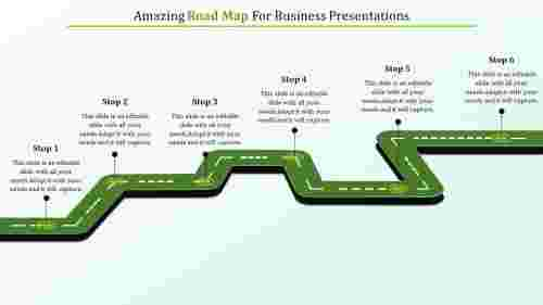 business road map templates-road map for business
