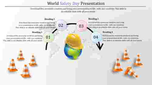 safety powerpoint templates-world safety day