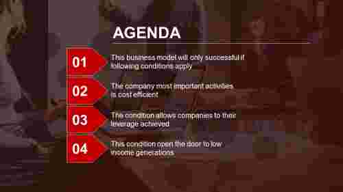 agenda slide template ppt-agenda-red-4