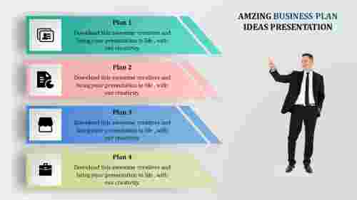 Plans Of Business Marketing Strategy Template