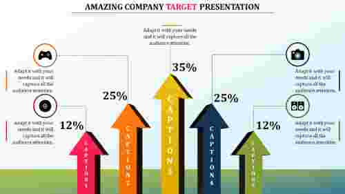 company target ppt templates