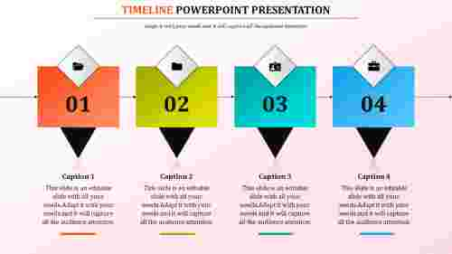 adaptive timeline presentation powerpoint