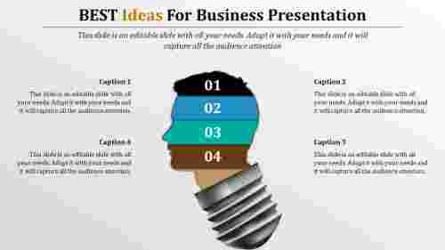presentation slides ideas
