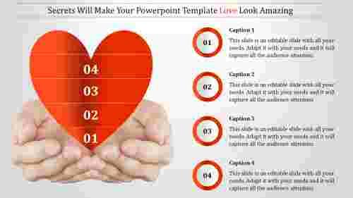 Portfoliopowerpointtemplatelovepresentation