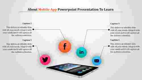 mobile app powerpoint presentation