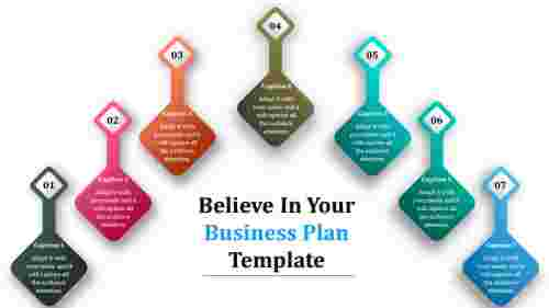 business plan template ppt-Believe In Your Business Plan Template