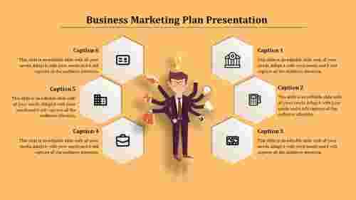 business marketing plan powerpoint pre