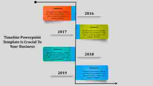 procedural download timeline powerpoint template