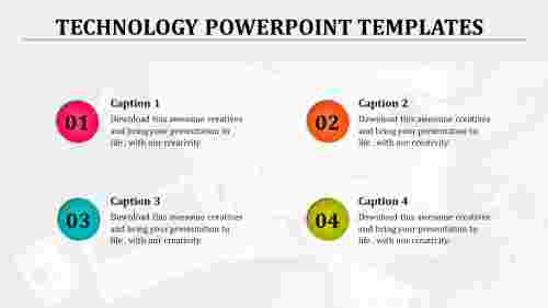 Technology PowerPoint Templates- Technology