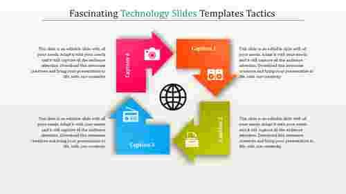 technology slides templates