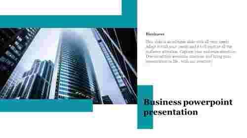Creative business powerpoint presentation