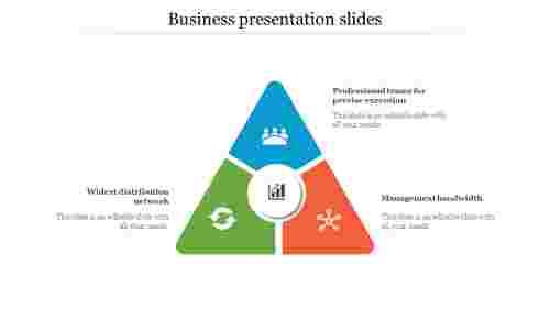 Strategyofbusinesspresentationslides