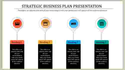 strategic business plan ppt