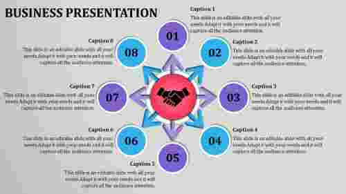 best powerpoint template for business