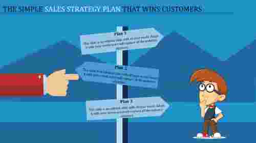 Vertical Sales Strategy Plan