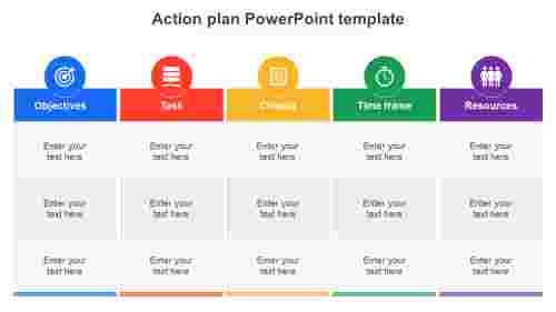 Actionplanpowerpointtemplate
