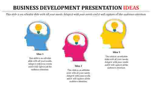 business development presentation idea