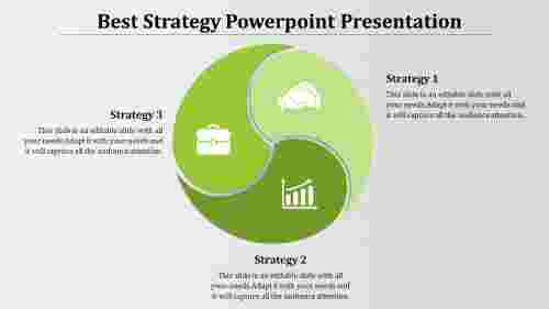 Strategy Powerpoint Template Models