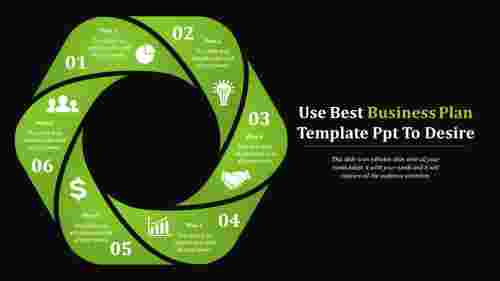 best business plan template ppt-Use Best Business Plan Template Ppt To Desire