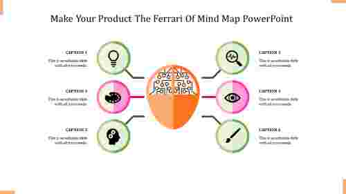 mind map powerpoint-Make Your Product The Ferrari Of Mind Map Powerpoint