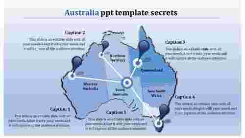 AustraliaPPTtemplate