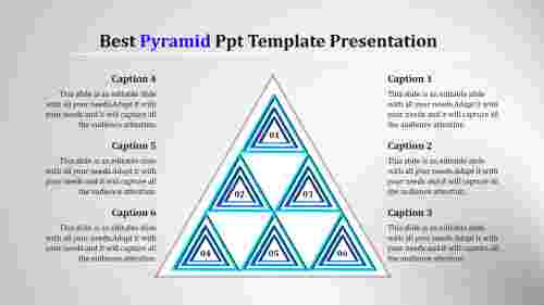 pyramidPPTtemplate