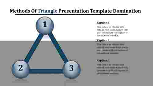 trianglepresentationtemplate