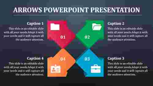 The Millionaire Guide On Arrows Powerpoint Templates To Help You Get Rich.