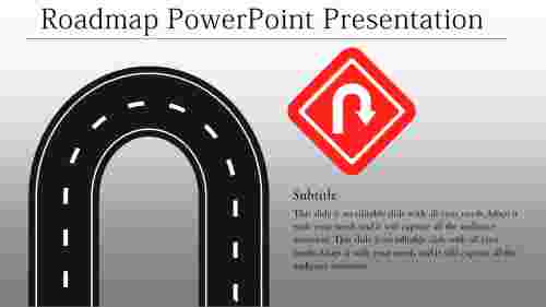 RoadmapPowerPointPresentationTemplate