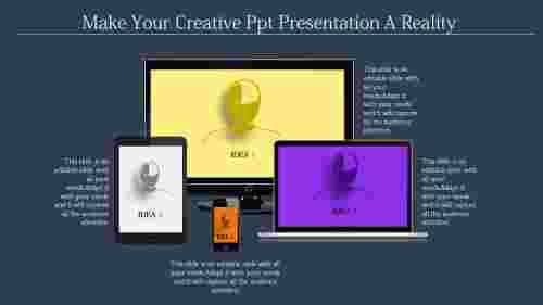 creative PPT presentation