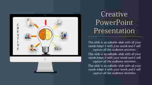 About Creative Powerpoint Presentation