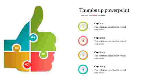 thumbs up powerpoint