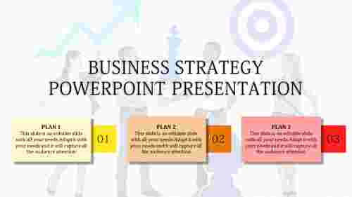 business strategy presentation ppt