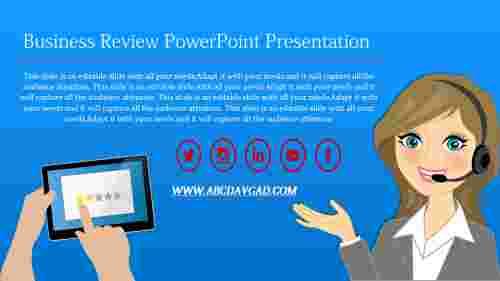 businessreviewtemplatepowerpoint