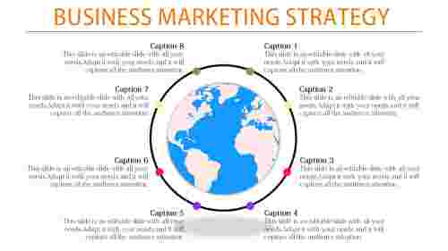 Global business marketing strategy template