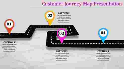 customer journey map template ppt-customer journey map presentation