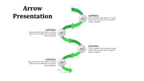 ppt arrow template-arrow presentation