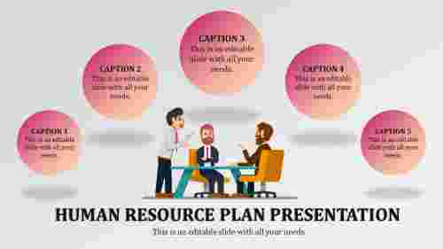 human resource plan template-human resource plan presentation